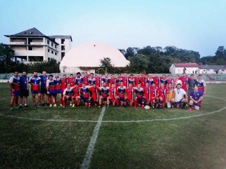 ČLÁNEK: Srbsko U20 46 : 6 Česká republika U21